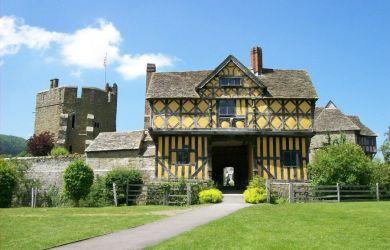 Half-Timber Gatehouse
